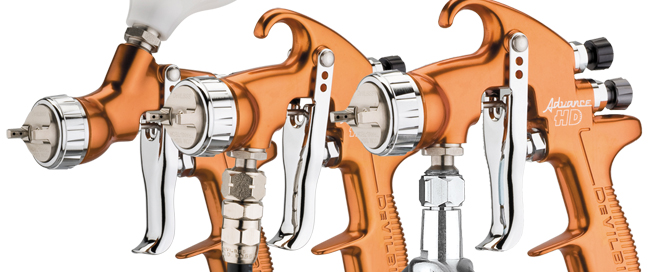 Merkur Air Spray Guns